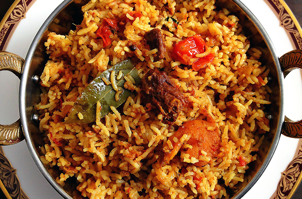 Restaurant indien paris jodhpur palace - Cuisine indienne biryani ...
