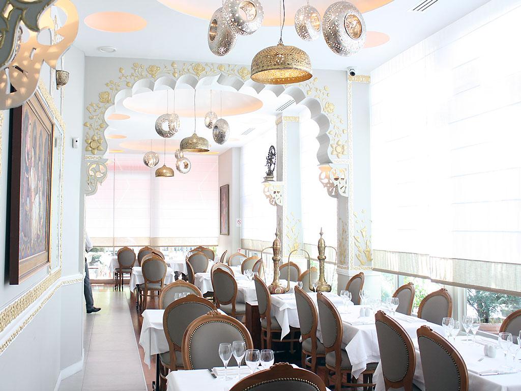 Restaurant Indien Paris Jodhpur Palace
